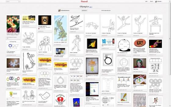 Връзки към сайтове с материали и дидактични ресурси за спорта и олимпизма.