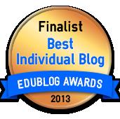Финалист за най-добър индивидуален блог