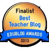 Финалист за най-добър учителски блог