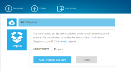 MultCloud - Put multiple cloud drives into one. (2)