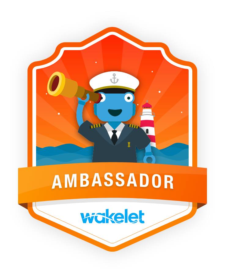 Wakelet Амбасадор за България
